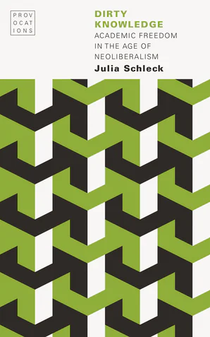 Cover of DIRTY KNOWLEDGE by Julia Schleck